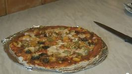 Italian Chicken Pizza
