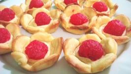 Homemade Flower Cookies