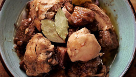 Filipino Chicken and Pork Adobo
