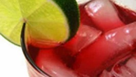 Midori Cranberry Cocktail