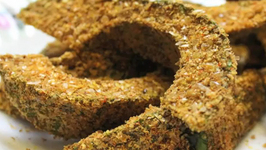 Raw Vegan Avocado Fries