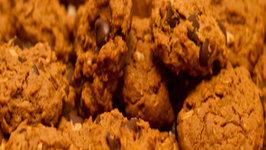Orange and Chocolate Cookies