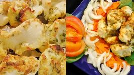Tasty Chicken and Cheese Kababs