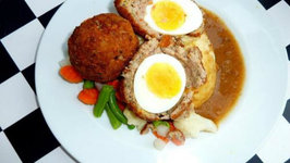 Egg and Sausage Balls