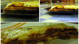 Layers of Flavor - Lasagne