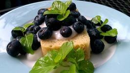 Vegan Herb Pound Cake