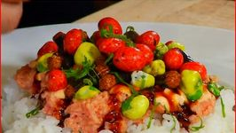 Hanapa'a Sushi Company - Spicy Ahi Crunch