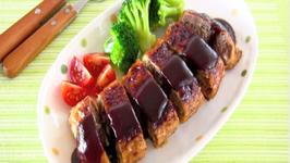 Healthy Pan-Fried Minced Cutlet (Menchi Katsu)