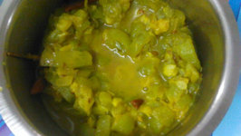 Easy Ridge Gourd Curry