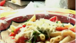 Pasta With Tomatoes & Basil