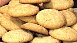 Snickerdoodle Cookies Recipe - How to Make Snickerdoodles