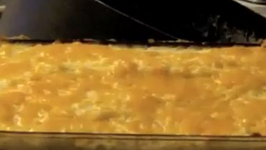 Cheese Mushroom Shepherd's Pie