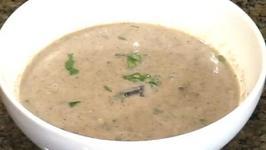 Easy Mushroom Soup