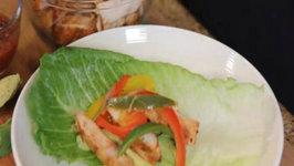 Healthy Chicken Fajita Recipe