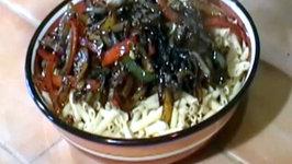 Four Pepper Pasta