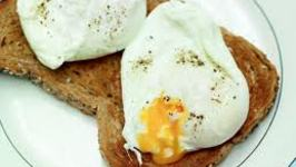 An Egg Breakfast Helps Promote Weight Loss