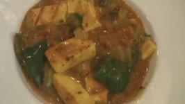 Paneer Tikka Masala : Indian Vegetarian