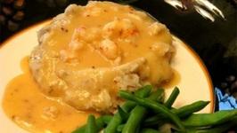 Lemon Seafood Newburg