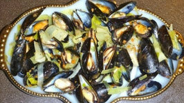 Feast of the Seven Fishes - Mediterranean Mussels