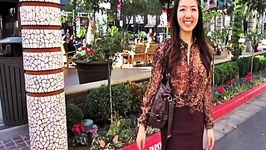 OOTD: Leopard and Maroon Trend