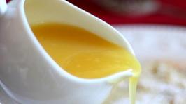 Fresh Orange Sauce