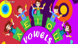 Apples and Bananas Song  Vowel Songs for Children