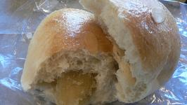 Almond Paste Bombe