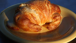Baked Ham And Kraut Rolls