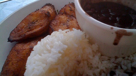 Cuban Black Beans With Brown Rice