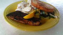 Blackened Tuna Steaks