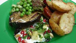 BRINJAL SALAD (Salata betenjan)