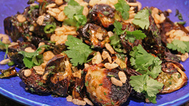 Brussels Sprouts with Nutmeg