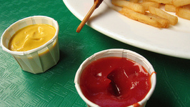 Real Red Catsup