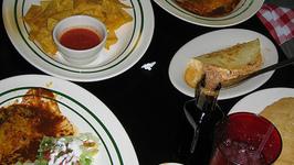 Chicken Asparagus Muffin Stacks
