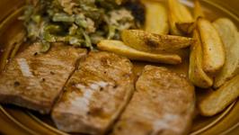 One-dish Creole Chop Dinner