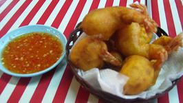 Egg Batter For Deep Fried Shrimp