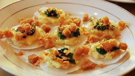Deep Fried Shrimp Without Batter