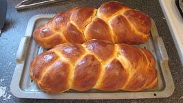 Jewish Egg Braid