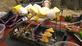 Eggplant (Aubergine) Kebabs
