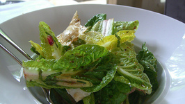 Exotic Luncheon Salad With Turkey