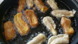 Crispy Fruit Fritters