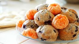 Caribbean Fruit Muffins