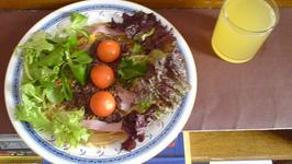 Ham And Spaghetti Salad