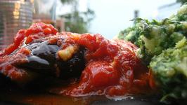 Italian Eggplant Bake
