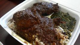 Jamaican Jerked Chicken