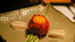 Korean Beef Tartar