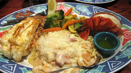 South African Rock Lobster-Tails
