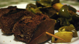 Mediterranean Beef and Vegetable Grill