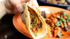 Mexican Pork Strips