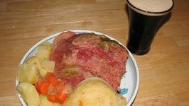 New England Boiled Dinner In Pressure Cooker